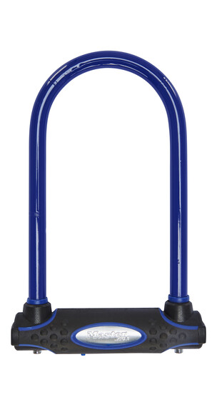Masterlock 8195 Bügelschloss 13 mm x 210 mm x 110 mm blau